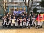 祝!!6年振り2回目の優勝!!2017年度小金原地区近隣親睦少年野球大会
