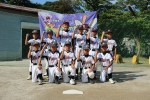 祝!7年振り2回目出場!!第9回東武鉄道杯野田沿線少年野球大会