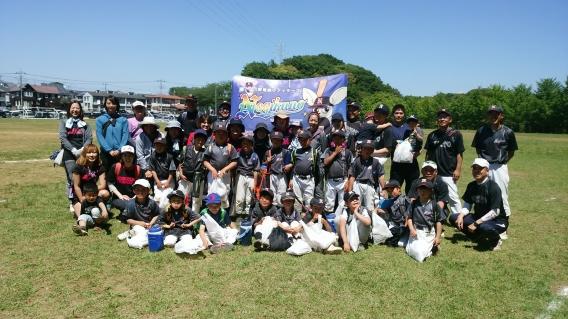 2017年 松戸市友遊ボールフェスティバルに参加しました